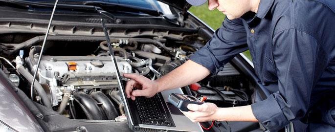 Изтриване на грешките в компютъра на колата