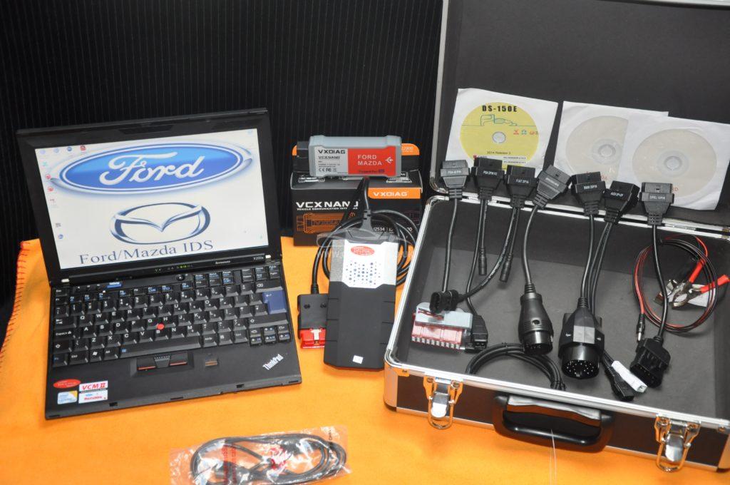 Диагностика на място за форд в София