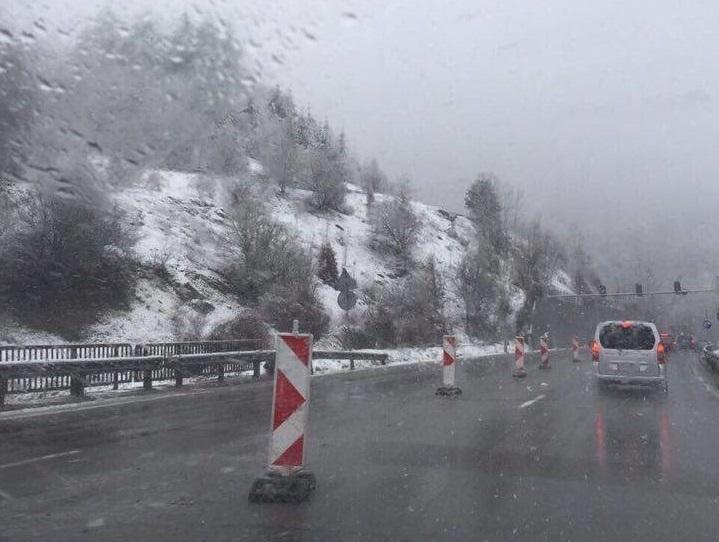 шофиране при неблагоприятни пътни условия