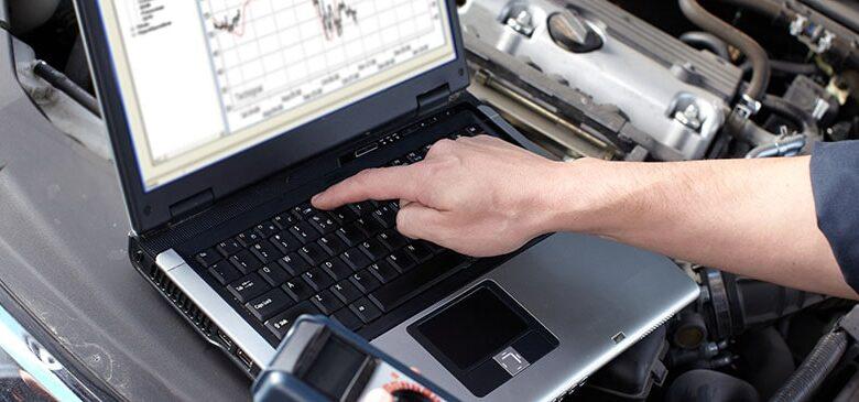 компютърна автодиагностика